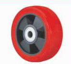 PU Wheel with Nylon Core